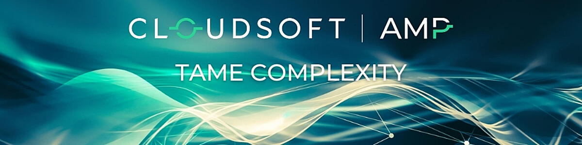 Tame complexity with Cloudsoft AMP, a Gartner recognised Digital Platform Conductor tool