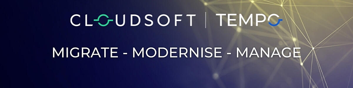 Migrate, modernise, manage