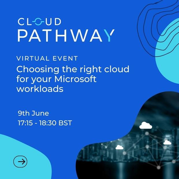 Cloud Pathway 10 LinkedIn Animation